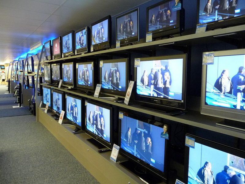 Cafe Restaurant TV Dağıtım Sistemleri